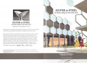 Einladung PPM Ausstellung Pittsburgh