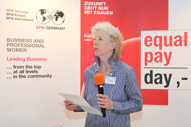 Empfang der Praesidentinnen des Business and Professional Women Germany, 4. Juni 2016