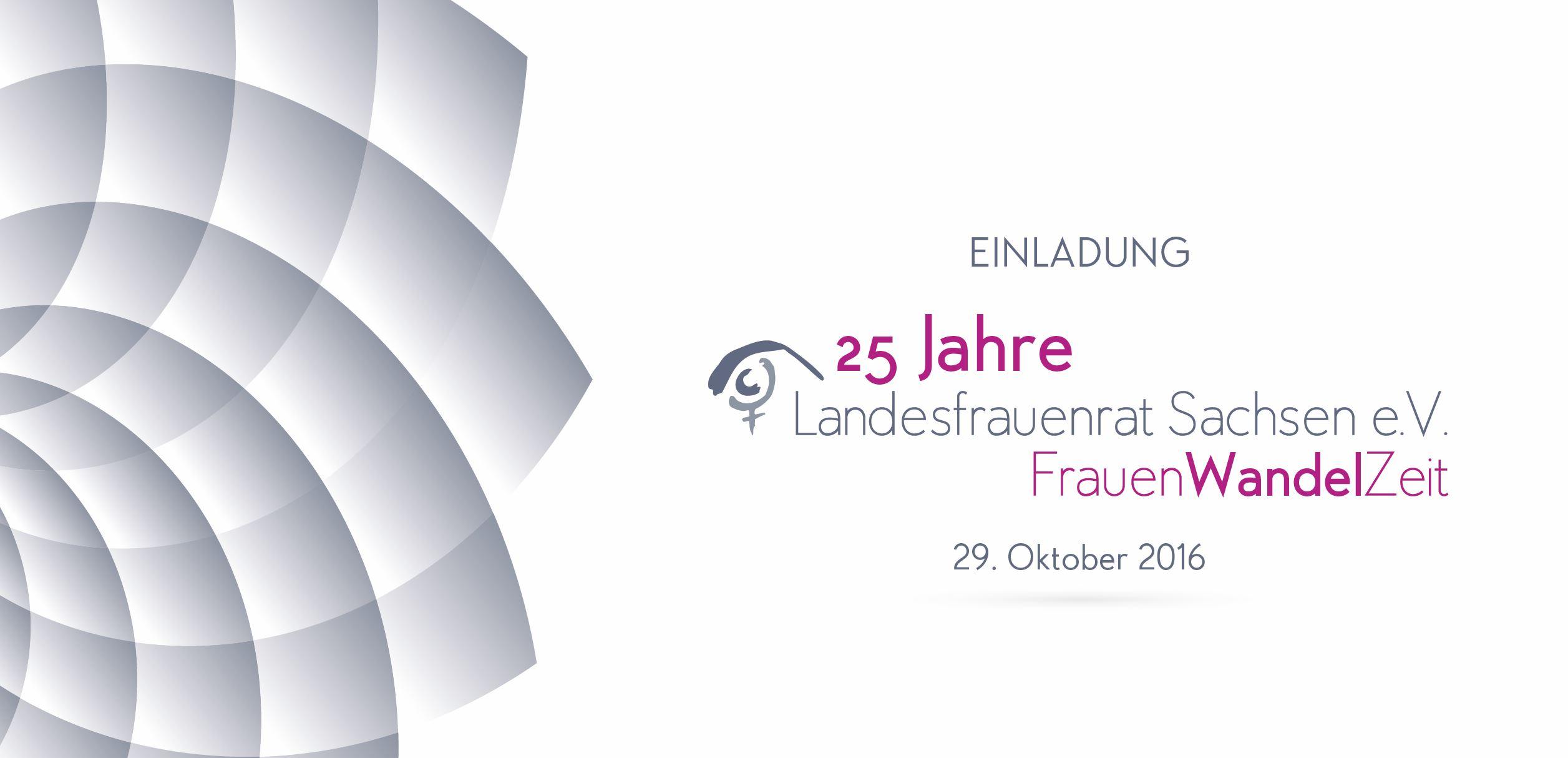 25 Jahre Landfrauenrat Sachsen