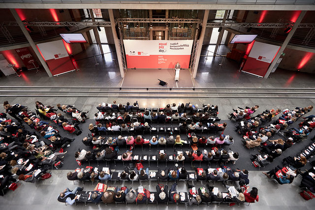 Equal Pay Kongress, Berlin 18.03.2017 © BPW Germany Foto: Frank Nürnberger